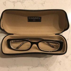 Authentic Chanel Eyeglasses - Includes Case!!!